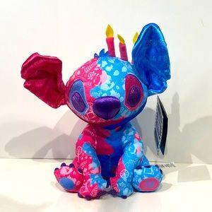 Stitch a Crashes Disney sleeping beauty